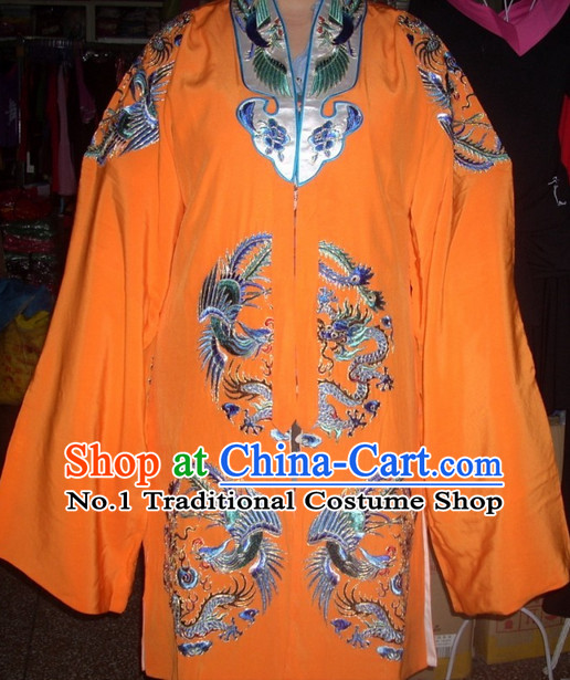 Traditional Chinese Peking Opera Long Robes