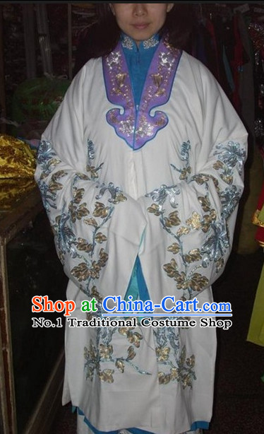 Traditional Chinese Peking Opera Attire