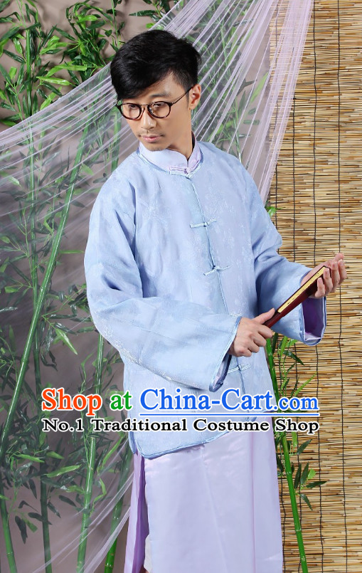 Top Chinese Mandarin Clothes Traditional Outfits for Men