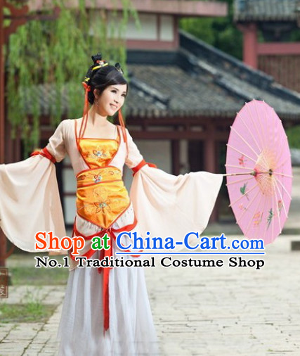 Chinese Traditional Fairy Costumes Oriental Clothing for Women