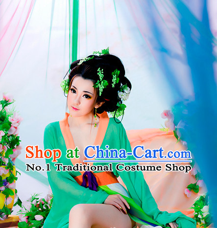 Chinese Classical Sexy Halloween Costume for Women