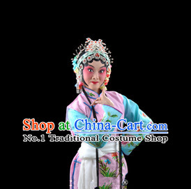 Chinese Peking Opera Hua Tan Costumes