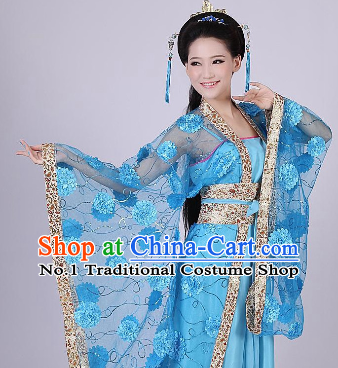 Traditional Ancient Chinese Classical Costumes for Women