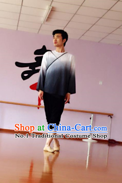 Traditional Chinese Classical Dancing Costumes for Men