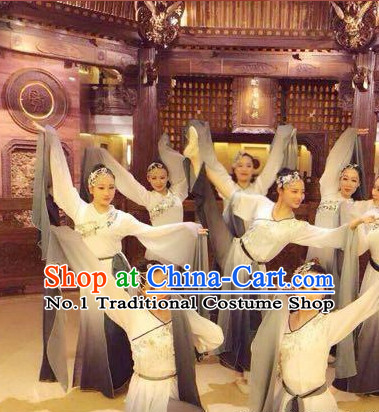 Traditional Chinese Classical Dancing Costumes for Women