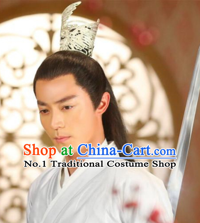 Traditional Chinese Handmade Coronet for Men
