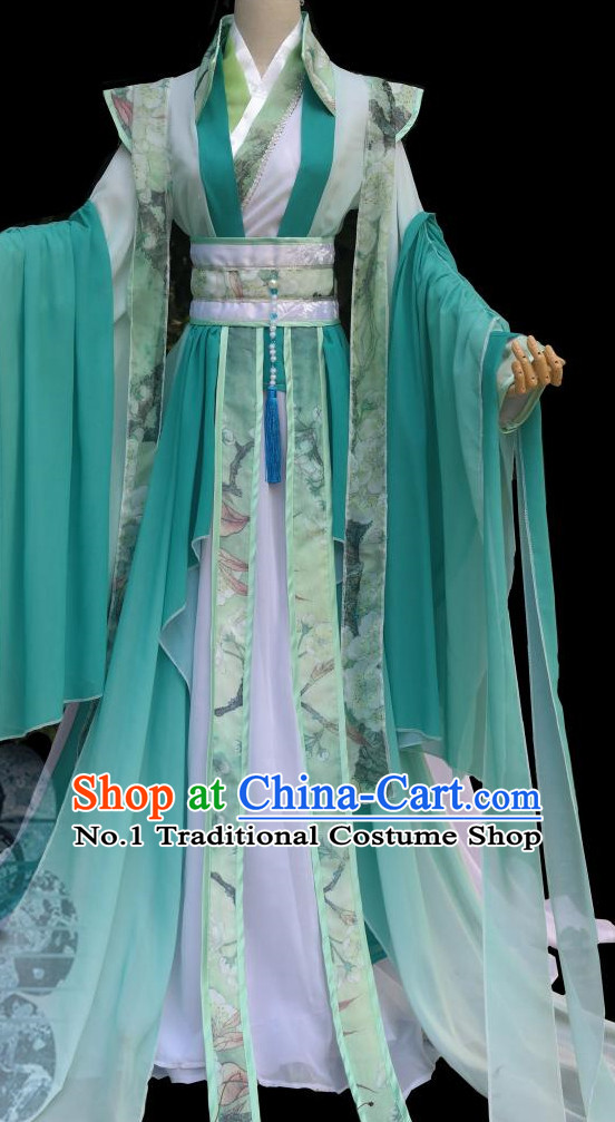 Romantic Ancient Chinese Costumes Complete Set for Women