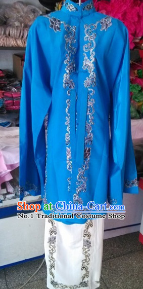 Chinese Traditonal Opera Long Robe Complete Set