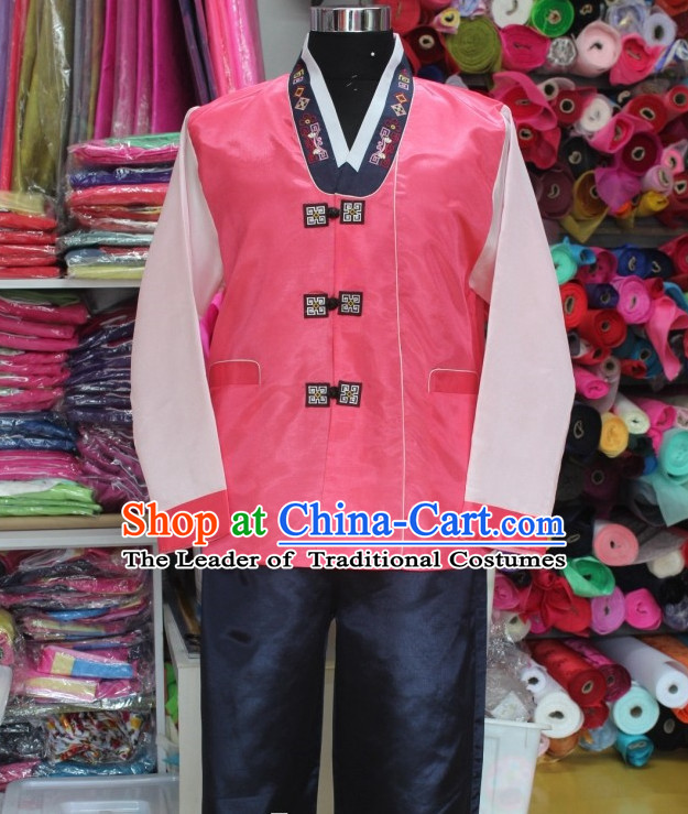 Korean Traditional Formal Han Bok Suit for Men