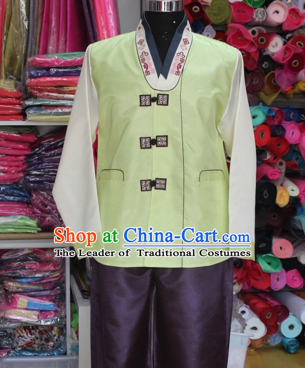Korean Hanbok Online Shopping Formal Han Bok Suit for Men