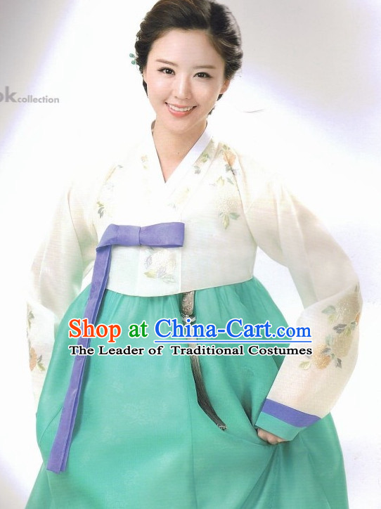 Korean Wife House Hanbok for Ladies