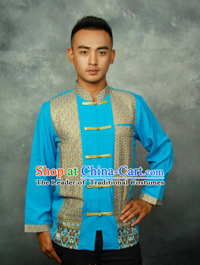 Thailand Traditional Blouse for Men