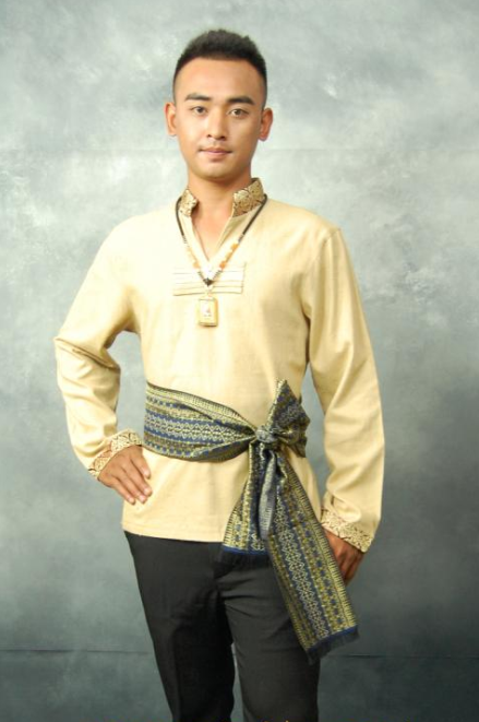 Thailand Traditional Clothes for Men
