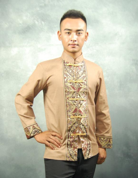 Thailand Traditional National Suit for Men