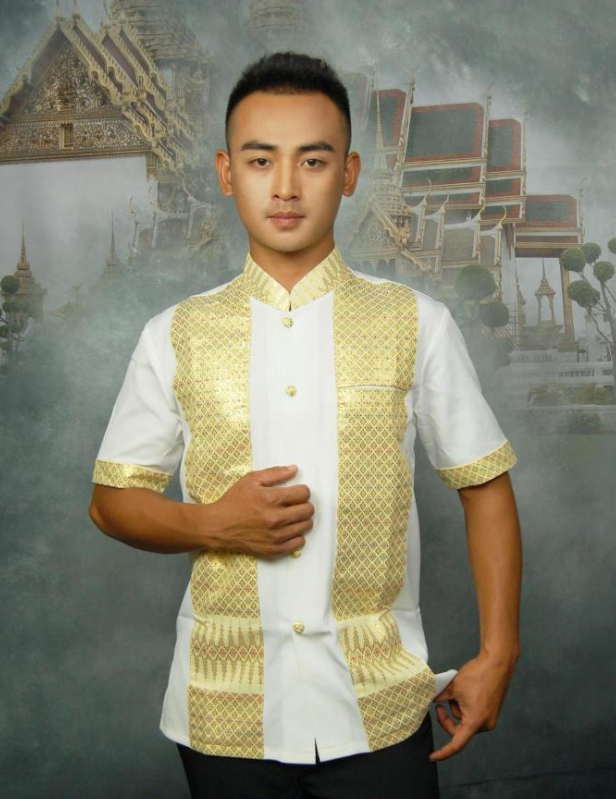 Thailand Traditional Clothing for Men