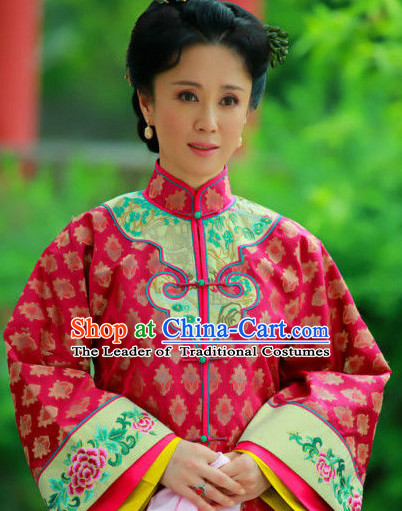 Traditional Mandarin Blouse for Women
