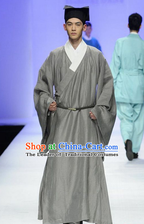Ming Dynasty Long Dresses for Men