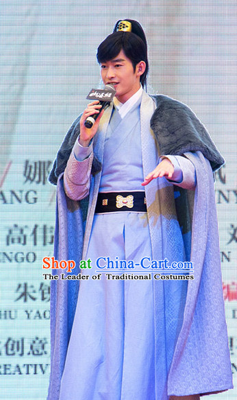 Classic Gong Fu Young Men Outfit.