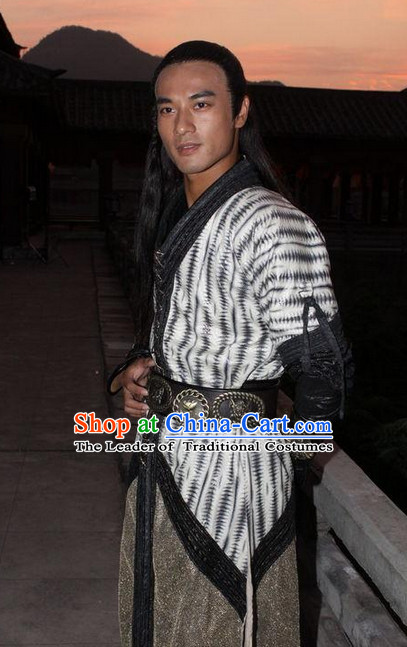 Asian Knight Costumes for Men