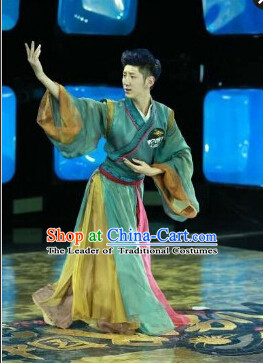 China Classical Dance Costume for Men