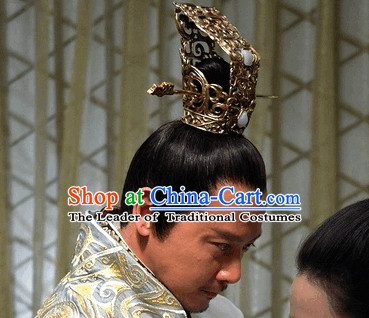 Ancient Asian Prince Hat