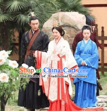 Ancient Chinese Noblewoman Hanfu
