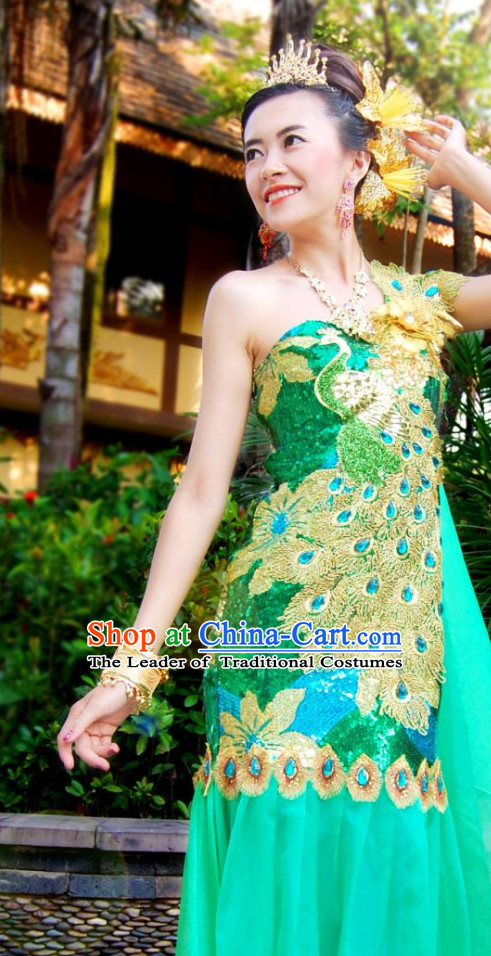 Top Traditional Thailand Classicial Dress Plus Size Clothing Formal Suit online Clothes Shopping  sc 1 st  China-Cart & Top Traditional Thailand Classicial Dress Plus Size Clothing Formal ...