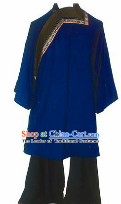 Ancient Hakka Style Clothing for Women