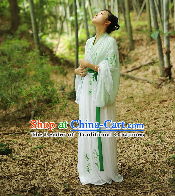 Chinese Hanfu Clothing