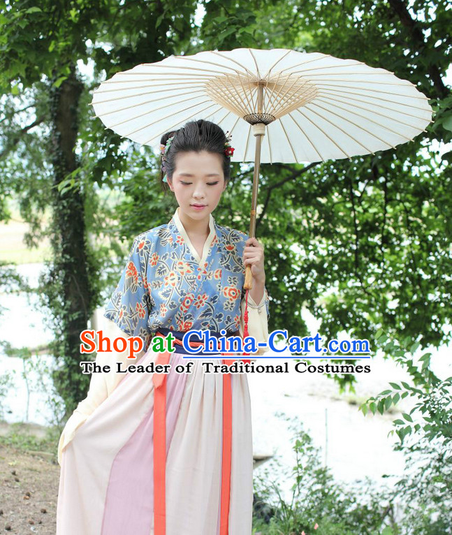 Ancient Asian Hanfu Dress Halloween Costumes Plus Size Dresses online Shopping