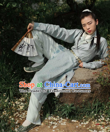 Ancient Chinese Style Poet Halloween Costumes Plus Size Costume online Shopping