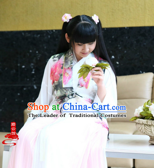 Ancient Chinese Hanfu Style Tang Halloween Costumes Plus Size Costume online Shopping