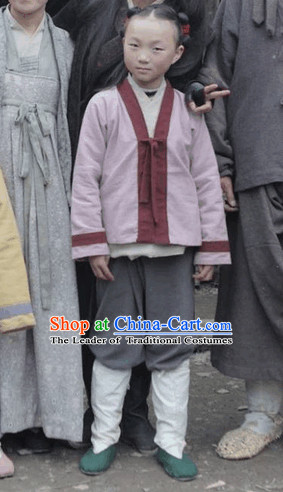 Chinese Hanfu for Kids