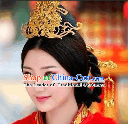 Chinese Bridal Wedding Hairpins Hair Accessories