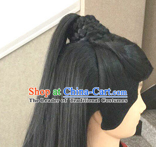 Chinese Classic Wigs Hair Extensions Lace Front Wig Hair Pieces for Men