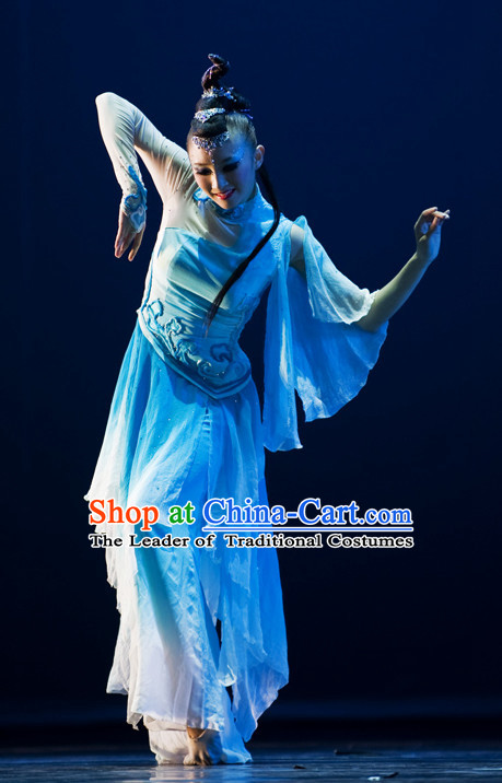 Chinese Classical Dance Costumes Dancewear Discount Dane Supply Clubwear Dance Wear China Wholesale Dance Clothes for Women