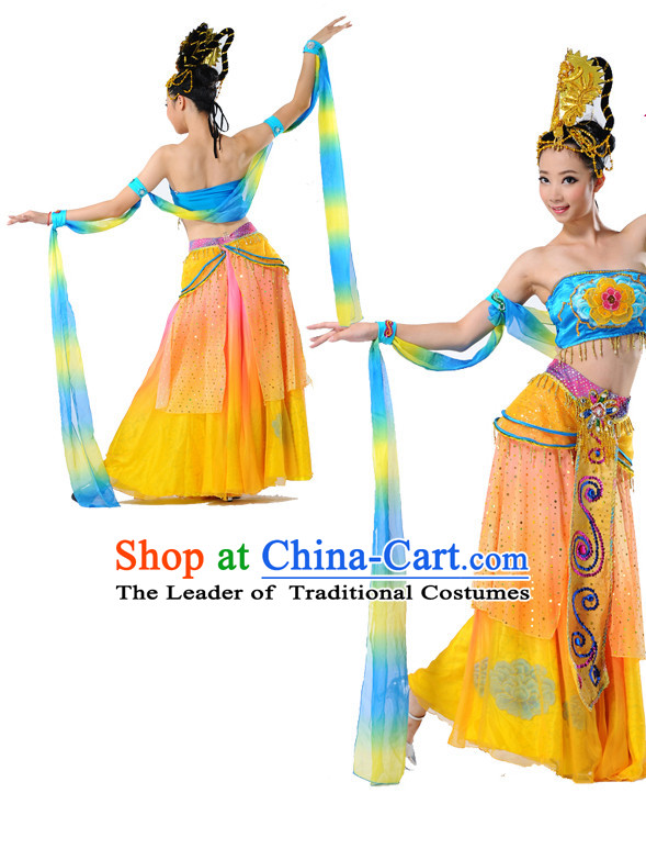 Chinese Classic Dance Costume Dancewear Discount Dane Supply Dance Wear China Wholesale Dance Clothes