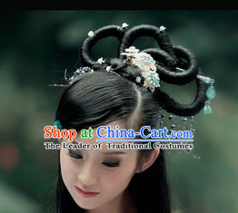Chinese Ancient Style Wigs for Women