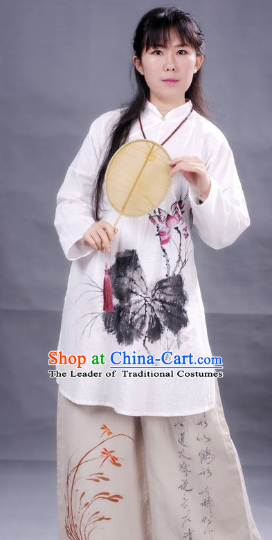 Chinese Lady Hanfu Costume Ancient Costume Traditional Clothing Traditiional Dress Clothing online