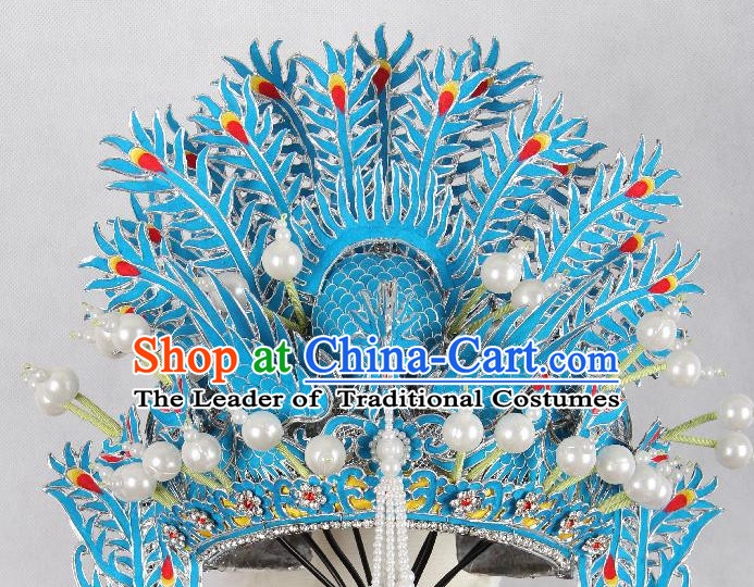 Ancient Chinese Opera Cantonese Opera Empress Phoenix Headpieces