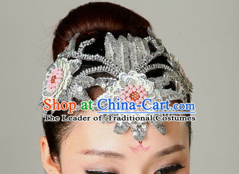 Asian Dance Hair Accessories