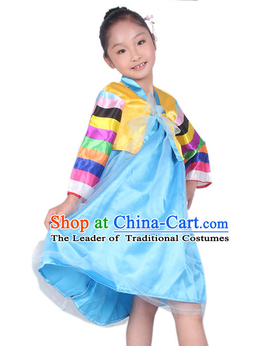Chinese Korean Ethnic Dance Costume Competition Dance Costumes