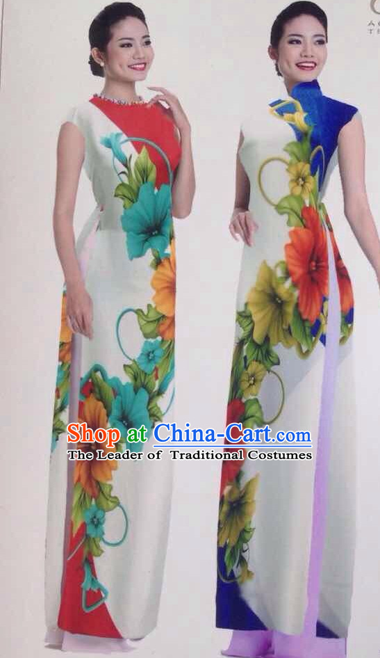 Top Vietnam Ao Dai Clothes for Women