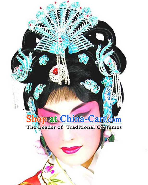 Ancient Chinese Hua Dan Hair Accessories