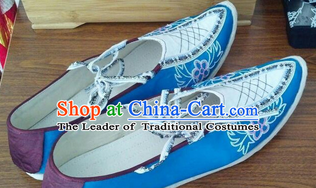 Chinese Opera Embroidered Shoes