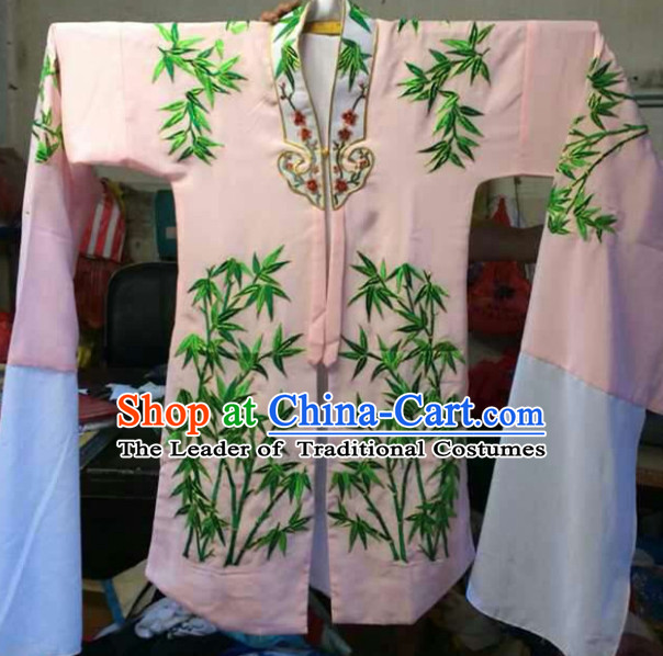 Chinese Opera Bamboo Robe for Men