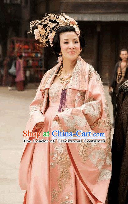 Ancient Chinese Queen Hair Accessories Set
