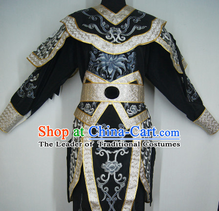 Chinese Opera Superheroine Armor Costume for Women