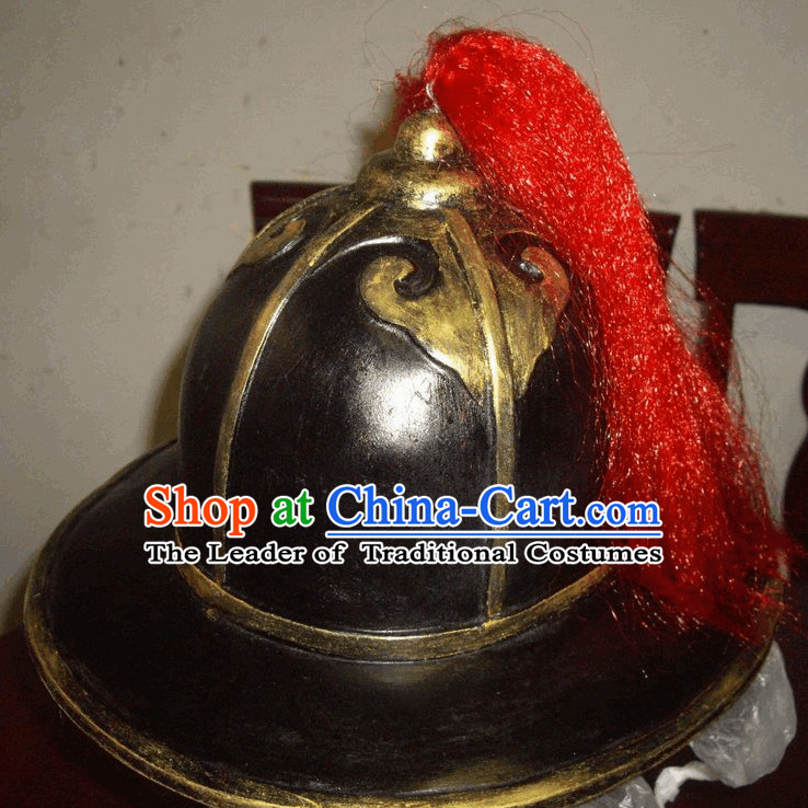 Chinese Ancient General Warrior Helmet