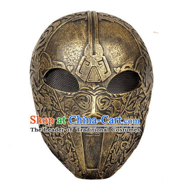 Ancient Mysterious Mask for Dancing